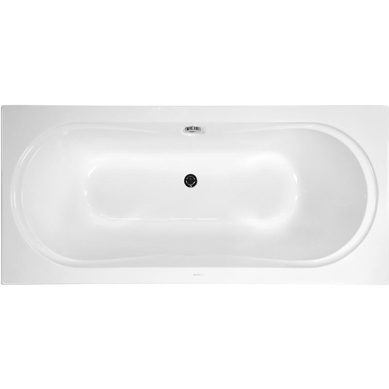Акриловая ванна Vagnerplast Briana 185x90 без гидромассажа акриловая ванна vagnerplast briana 185x90 bianco vpba185bri2x 04