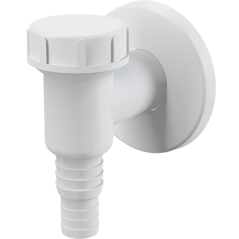 Сифон для стиральной машины Alcaplast APS2 Белый ушастый нянь гель для мытья детской посуды ромашка и алоэ 500 мл