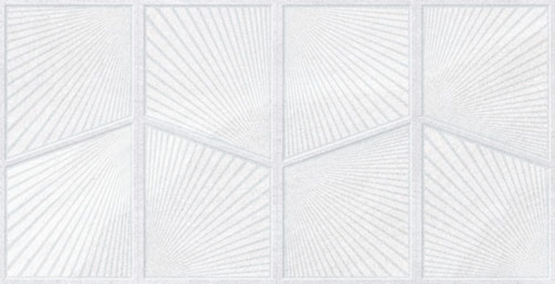 Керамический декор Gayafores Austral Mural Blanco 32х62,5 см керамический бордюр gayafores scala azul 3х20 см