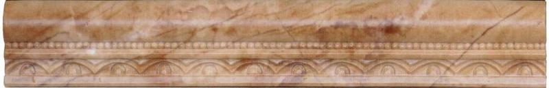 Керамический бордюр Aparici Tolstoi Emile Beige Moldura 4х25,1 см
