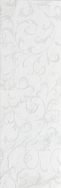 Керамическая плитка Aparici Tolstoi Bianco настенная 25,1х75,6 см стоимость