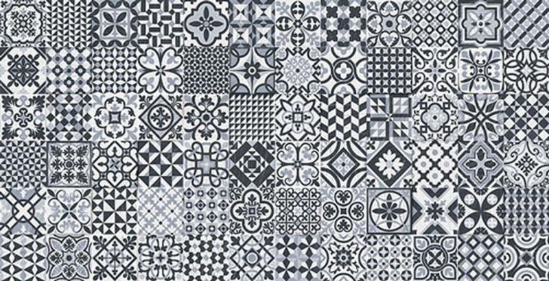 Керамический декор Gayafores Heritage Deco Black 32х62,5 см керамический декор gayafores boldstone brickbold deco ocre 8 15х33 15 см