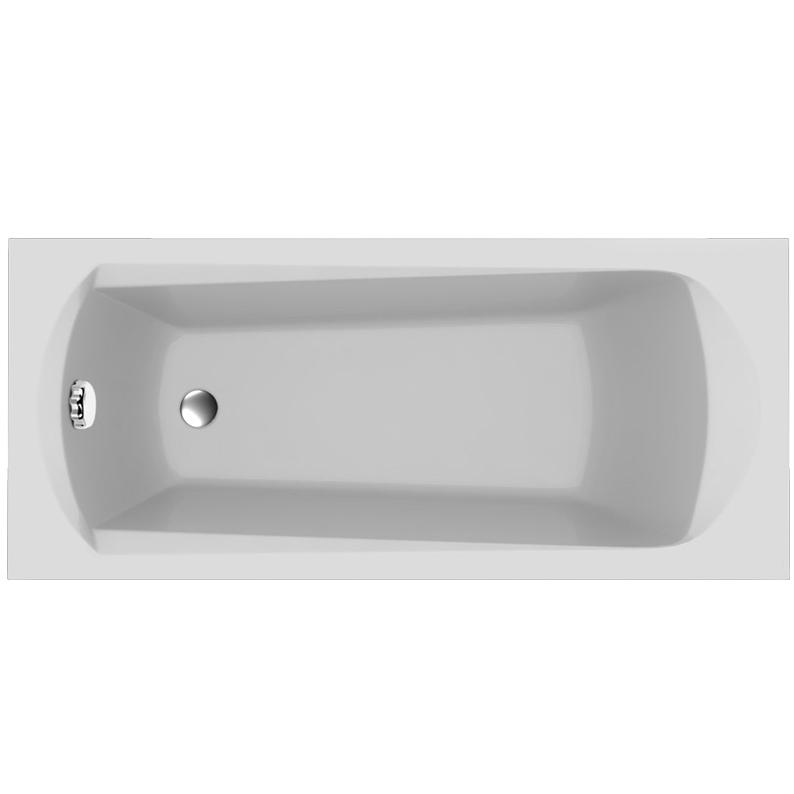 Акриловая ванна Relisan Tamiza 160х70 Белая бордюр tubadzin tamiza sigma 2l 2x20