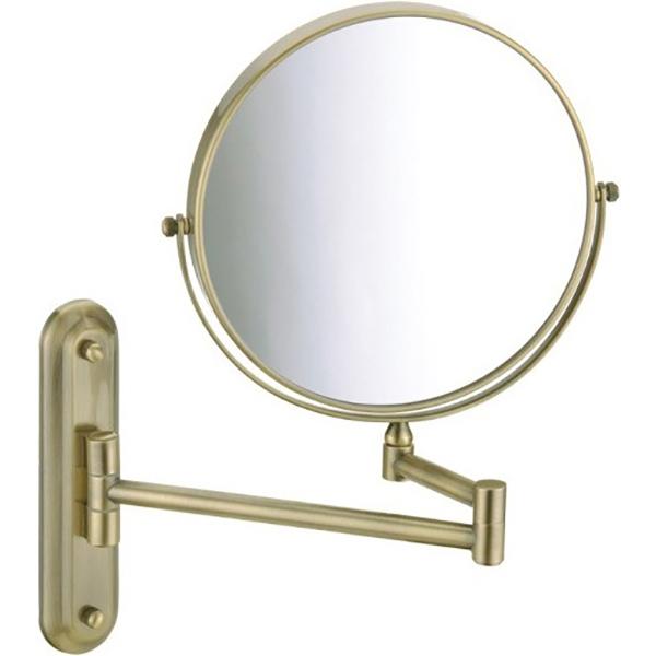 Купить Зеркало косметическое, 12202G Золото, Artik, Италия