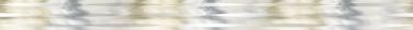 Керамический бордюр Golden Tile Лотос 19Г301 3х40 см