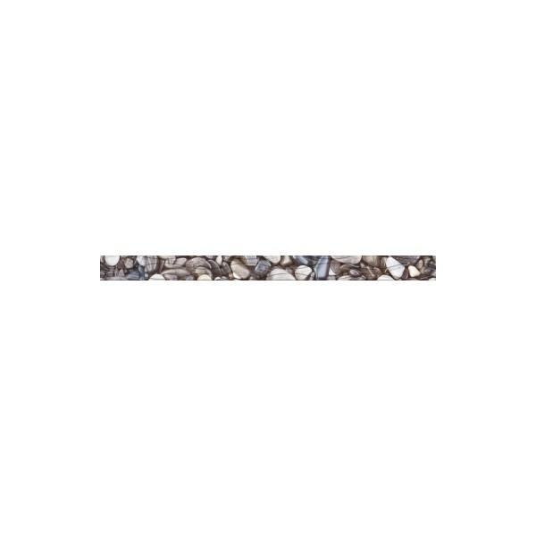 Керамический бордюр Golden Tile Ванака 171301 3х40 см плитка напольная golden tile wanaka 300х300х8 мм бежевая 15 шт 1 35 кв м