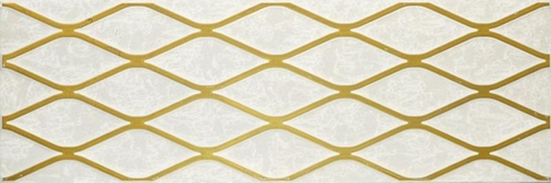 Керамическая плитка Gemma Aspire Single Ivory Gold настенная 30х90 см стоимость