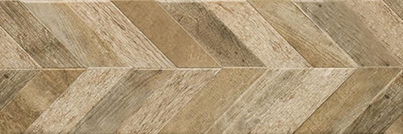 Керамическая плитка Gemma Serena Beige Geometric настенная 25х75 см фото