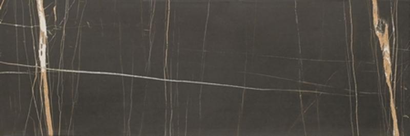 цена на Керамическая плитка Gemma Galleria Black настенная 30х90 см