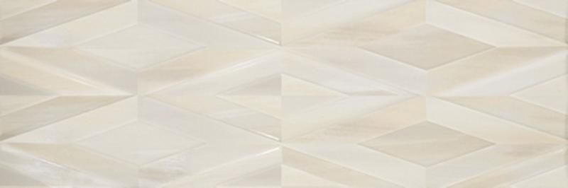 Керамическая плитка Gemma Galleria Ivory Geometric настенная 30х90 см стоимость