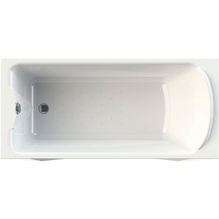 цена Акриловая ванна Radomir Ларедо 168x78 1-01-0-0-1-027 Белая без гидромассажа