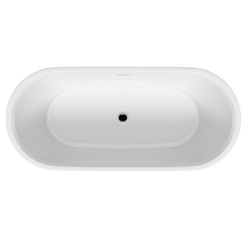 Акриловая ванна Riho Inspire 180x80 без гидромассажа акриловая ванна riho lima 180x80 без гидромассажа