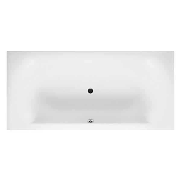 Фото - Акриловая ванна Riho Linares Velvet 190x90 без гидромассажа акриловая ванна riho linares velvet bt4610500000000 180x80