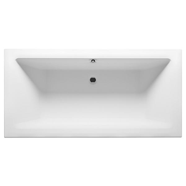 Акриловая ванна Riho Lugo Velvet 190x90 без гидромассажа