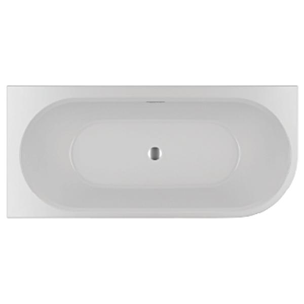 Акриловая ванна Riho Desire 184x84 R без гидромассажа акриловая ванна riho lyra 140x90 r без гидромассажа