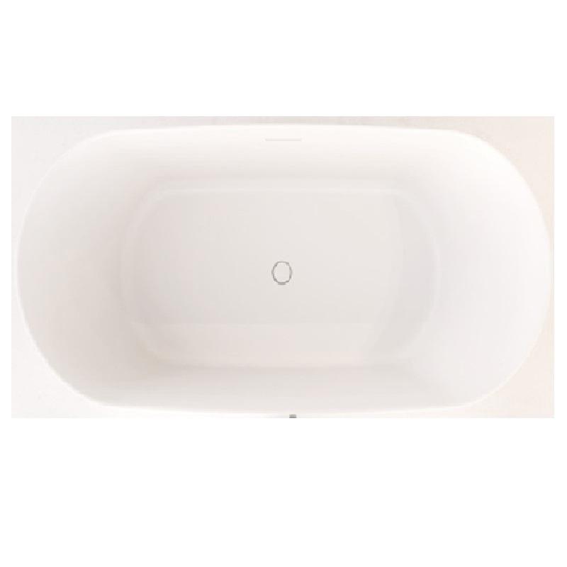 Ванна из искусственного камня Riho Barca 170х79 без гидромассажа ванна из искусственного камня nt bathroom nt201 165х78 без гидромассажа