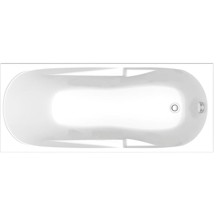 Акриловая ванна Bas Мальдива Standart 160x70 без гидромассажа каркас для ванны bas мальдива рио ct00022