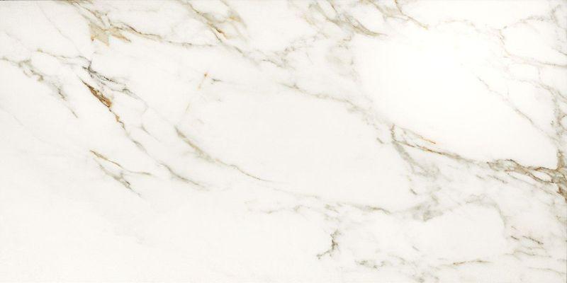 Керамогранит Impronta Marble Experience Calacatta Gold Sq.Lap.Sat. 120х60 см