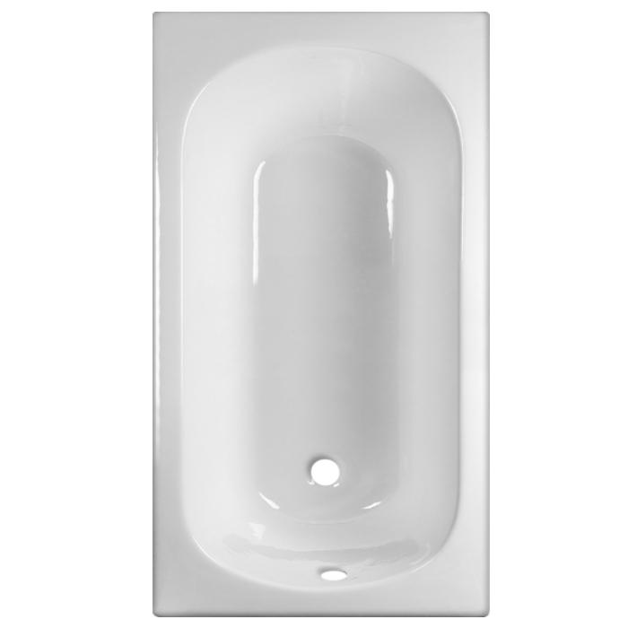 Чугунная ванна Byon B13 130x70 V0000216 с антискользящим покрытием