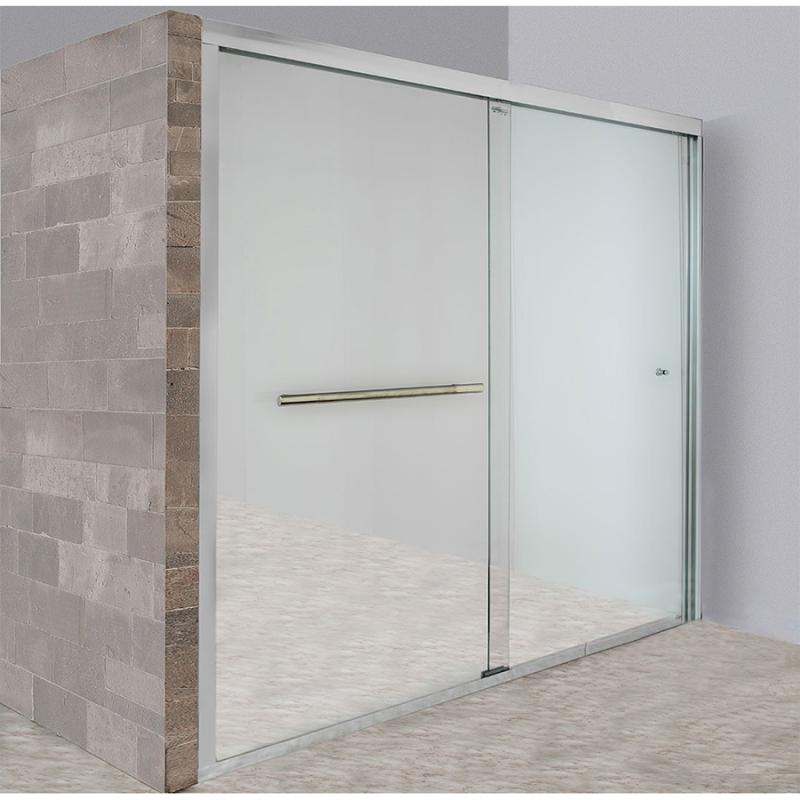 душевая дверь в нишу Pucsho Vorhang 3100 Tr 180