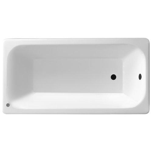 Чугунная ванна Pucsho Klassik 150x75 с антискользящим покрытием чугунная ванна maroni colombo 150x75 с антискользящим покрытием