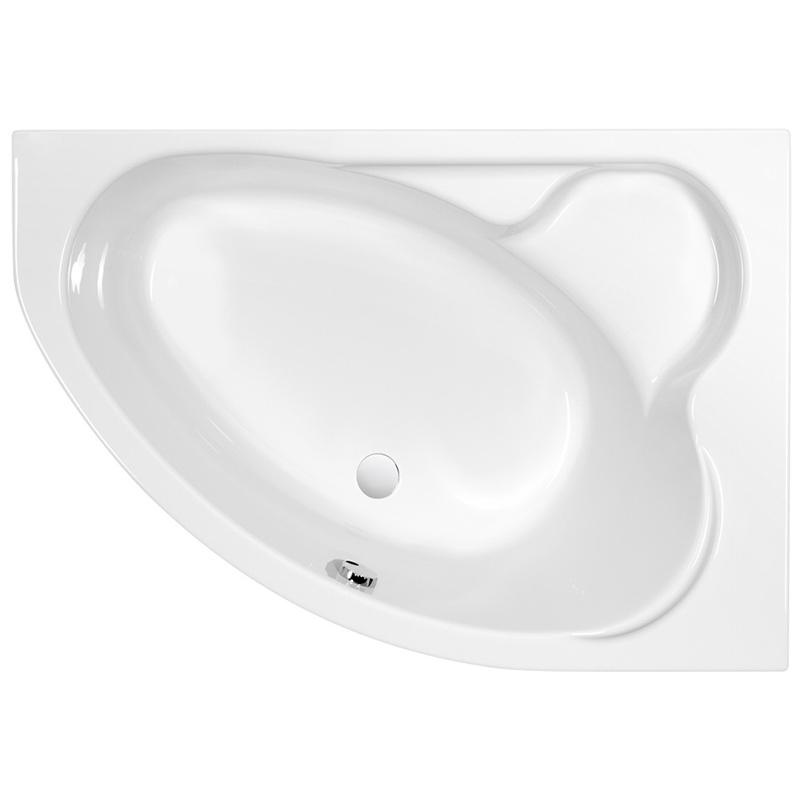 Акриловая ванна Cersanit Kaliope 153x100 R - фото