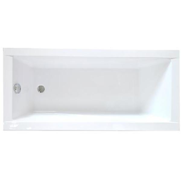 Акриловая ванна Besco Modern 170x70 без гидромассажа акриловая ванна excellent wave slim 170x70 без гидромассажа