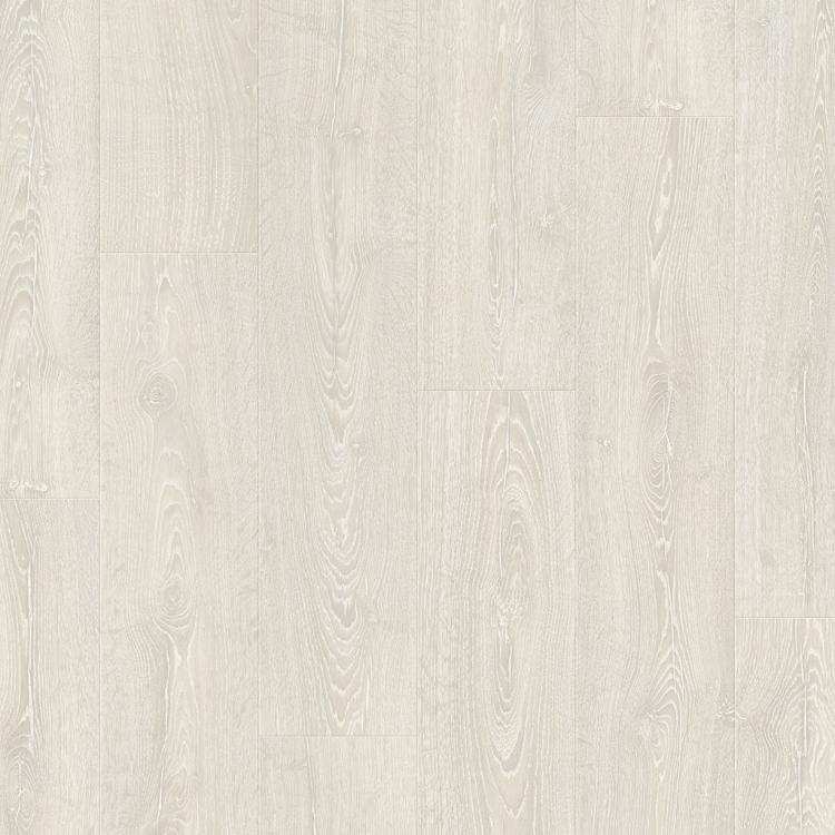 Ламинат Quick Step Impressive Дуб фантазийный белый IM3559 1380х190х8 мм паркетная доска quick step castello дуб кофейный матовый 1352 1820х145х14мм