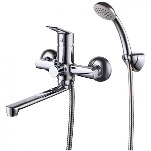 Смеситель для ванны Milardo Amur AMUSBC0M02 Хром