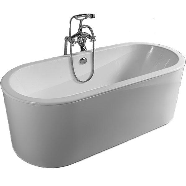 Чугунная ванна Sharking SW-1013В 170x75 Белая