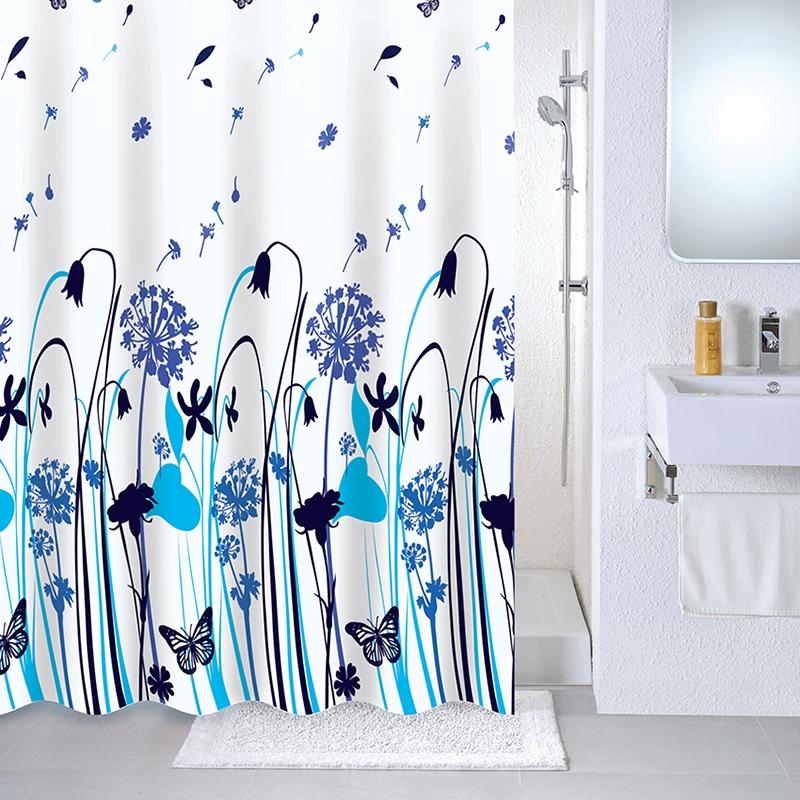 Штора для ванны Milardo Summer midday 180x180 Разноцветная штора для ванны milardo nemesia 180x180 разноцветная