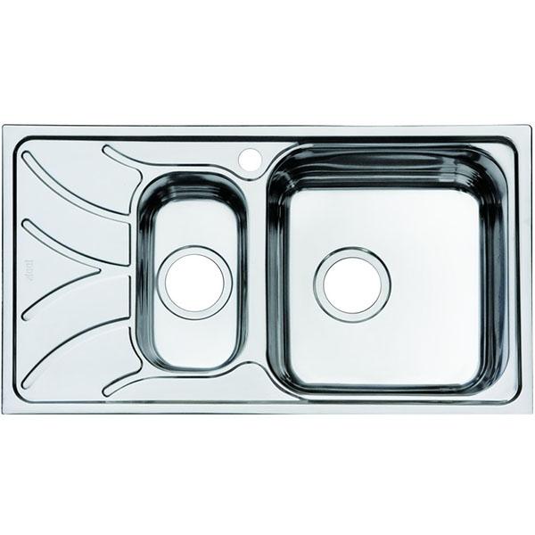 Кухонная мойка Iddis Arro ARR78 чаша справа Шелк