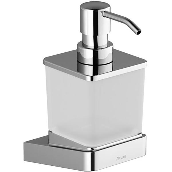 Дозатор для жидкого мыла Ravak 10° X07P323 Хром