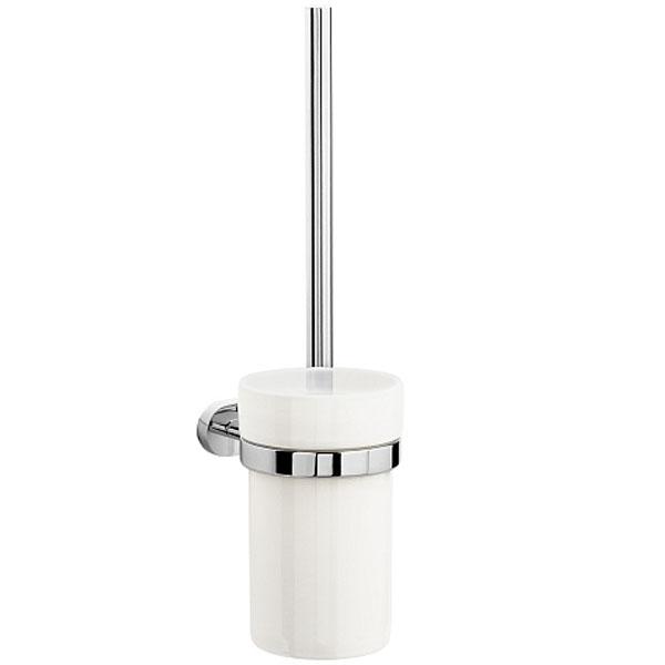 Ершик для унитаза Raiber R50116 Белый Хром