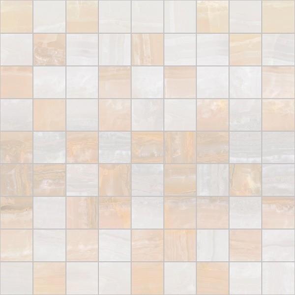 Керамическая мозаика Ceramica Classic Diadema бежевый-белый 30х30 см стоимость