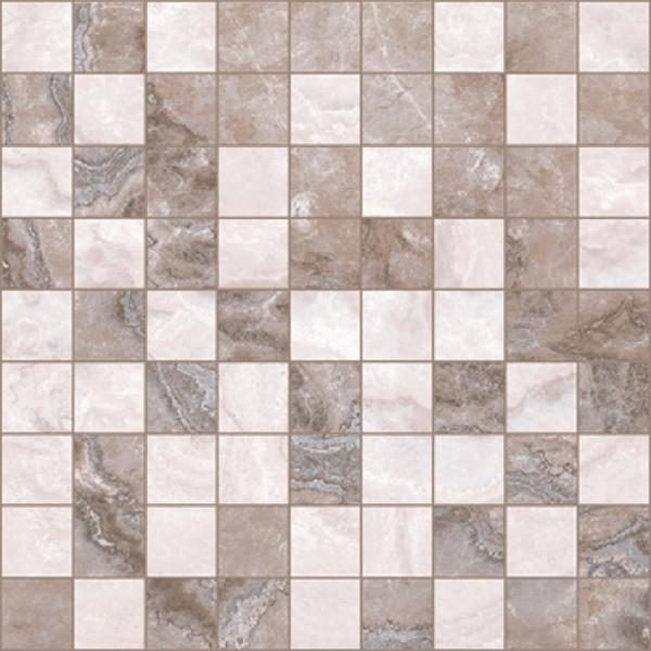 Керамическая мозаика Ceramica Classic Marmo коричневый-бежевый 30х30 см стоимость