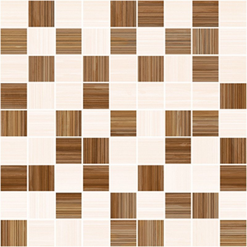 Керамическая мозаика Ceramica Classic Stripes т.бежевый-бежевый 30х30 см стоимость