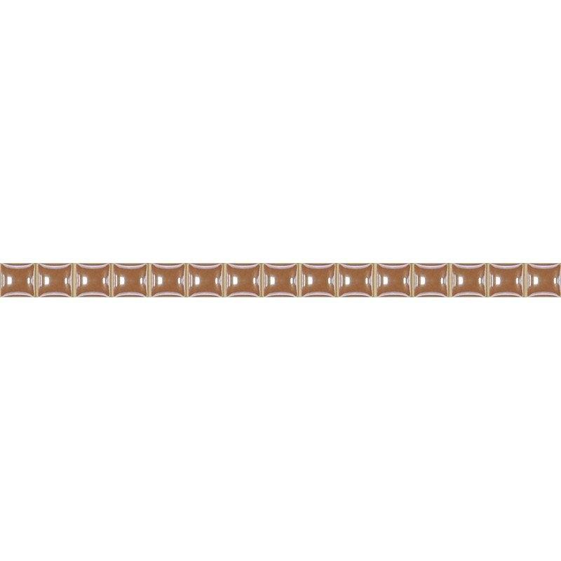 Фото - Керамический бордюр Ceramica Classic Stripes бусинка бежевый 1,3х20 см керамический бордюр ceramica classic buhara бежевый 10х25 см