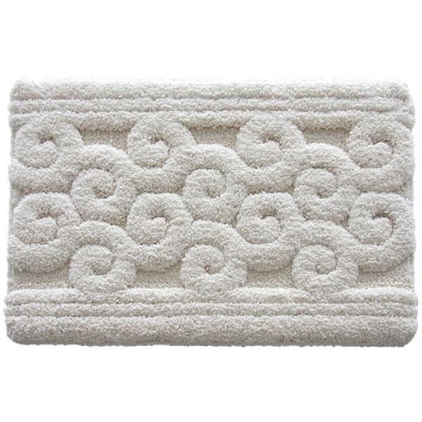 Коврик для ванной комнаты Iddis Hermitage 50x80 Серый коврик для ванной iddis fields 50x80 см mid199m