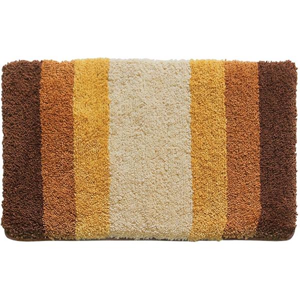 Купить Коврик для ванной комнаты, Beige Gradiente 50x80 Бежевый, Iddis, Россия