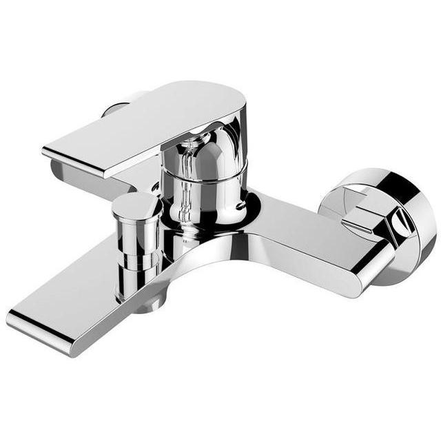 Смеситель для ванны Raiber Comfort R4503 Хром смеситель для ванны raiber comfort r4503