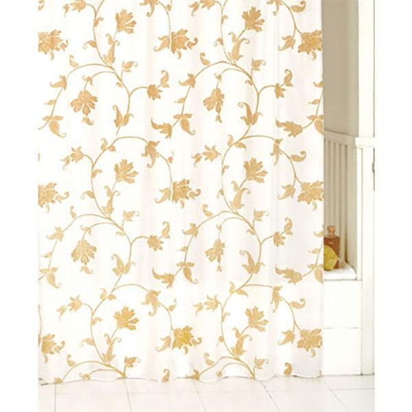 Фото - Штора для ванны Iddis Elegant 200x200 Белая Желтая штора для ванны iddis cream balls 200x200 бежевая