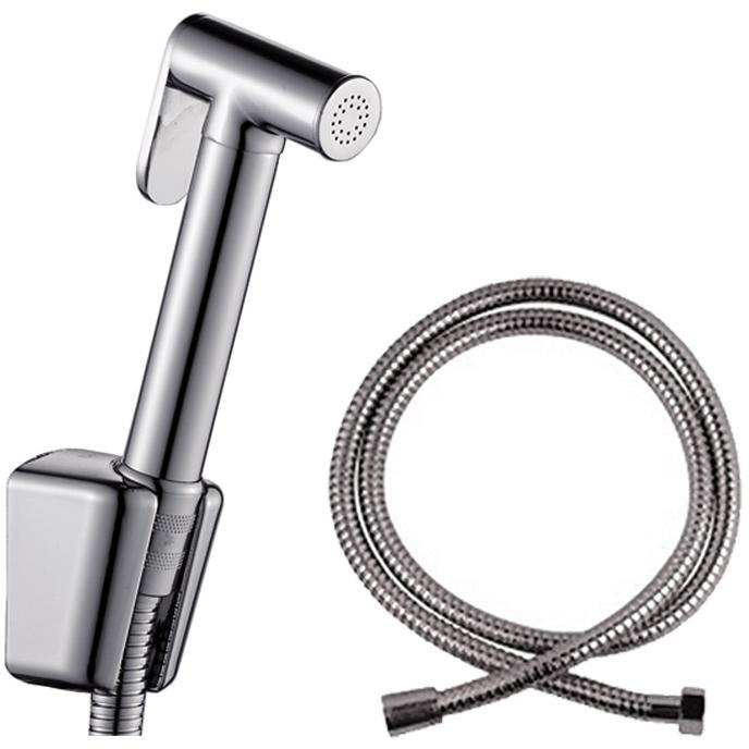 Гигиенический душ Raiber R809 Хром набор для биде лейка и шланг raiber r809