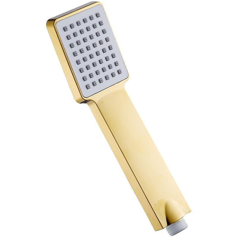 Ручной душ Raiber RHWG18 Золотая ручной душ raiber rh47 хром