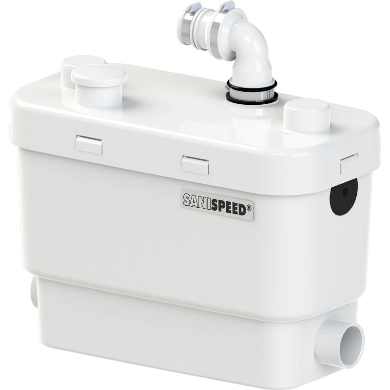 Канализационная установка SFA Sanispeed НС-1009381 400 Вт насос для воды sfa sanispeed