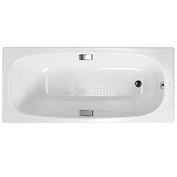 Фото - Стальная ванна Gala Vanessa 150x75 с антискользящим покрытием стальная ванна roca princess 2204e0000 150x75