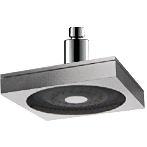 Верхний душ Raiber RFD-23 Хром ручной душ raiber rh47 хром