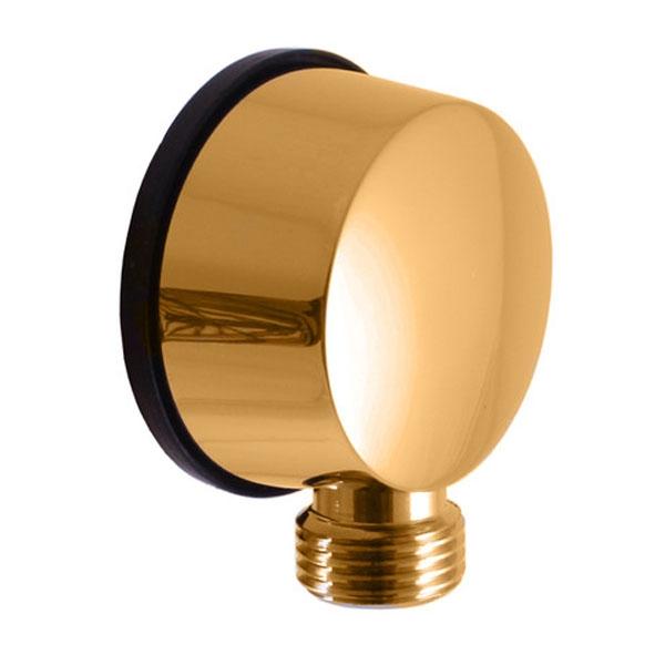 Шланговое подключение Rav Slezak MD0018Z Золото цена и фото