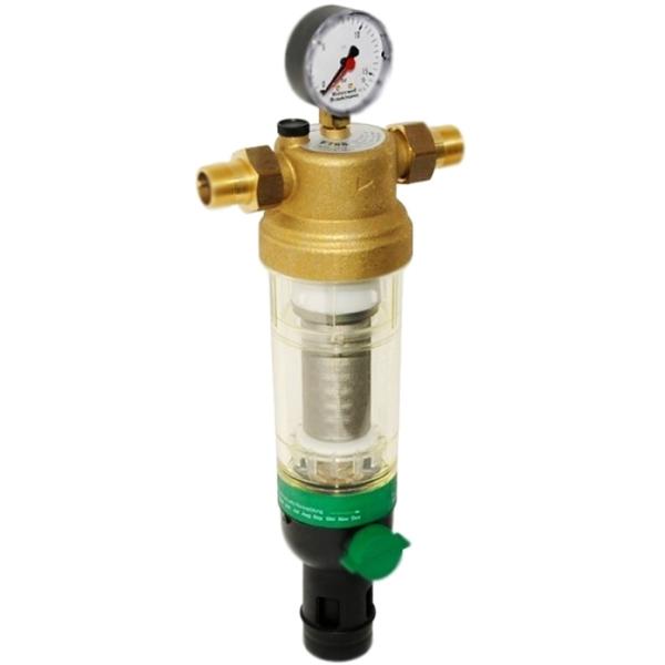 Фильтр тонкой очистки Honeywell F76S-1 1/2AA для холодной воды - фото
