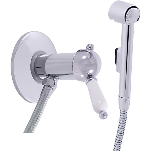 Гигиенический душ со смесителем Rav Slezak Labe L547 - фото
